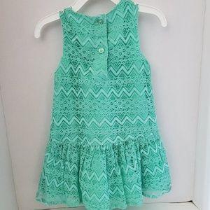 Wonderkids Dresses - A mint blue dress from wonderkids